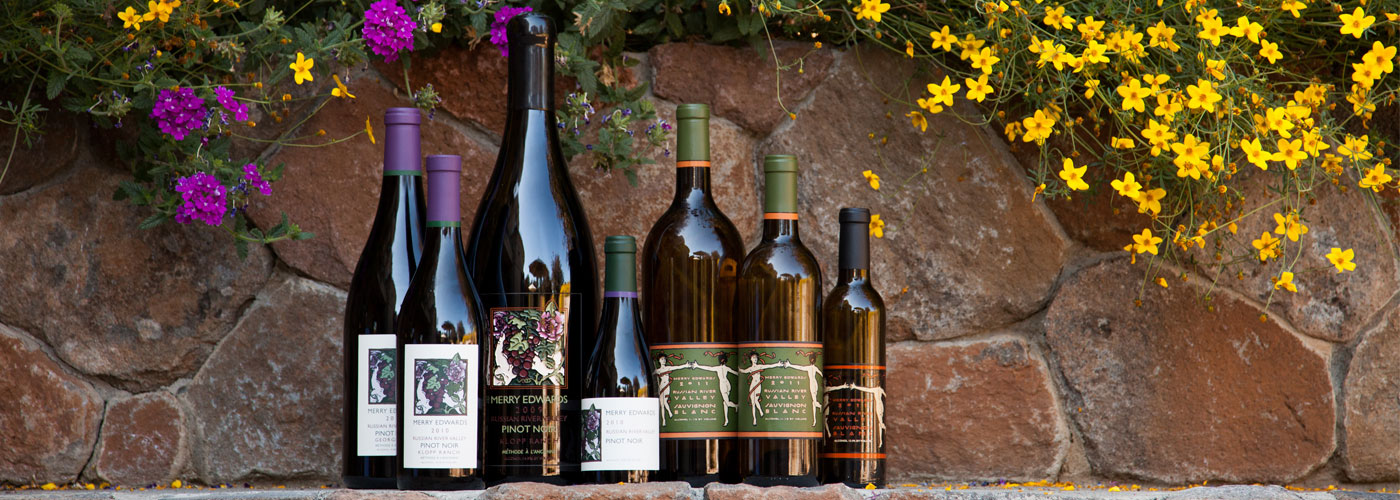 Merry Edwards wines come in a variety of formats
