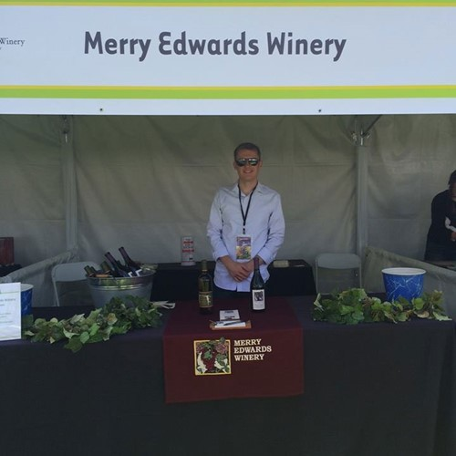 Our Estate Sommelier Brendan Tierney at Cal Poly Pomona
