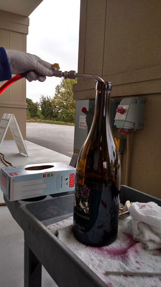 Bottling 3-liters