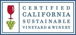 Certified California Sustainable Vineyard & Winery Logo